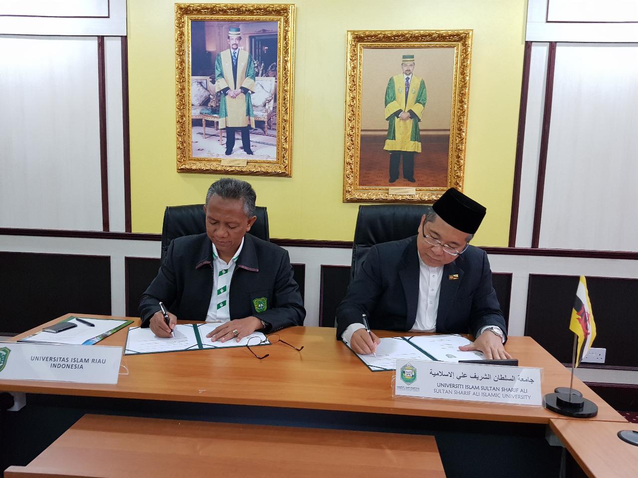 Gandeng UIR, UNISSA Buka Kerjasama Fakultas Pertanian</a>