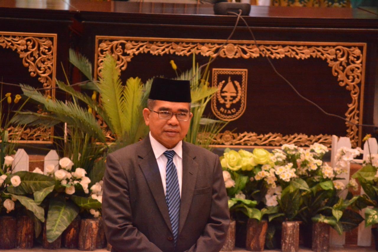 Sah, Syahroni Tua Harahap Dilantik Jadi Anggota DPRD Riau</a>
