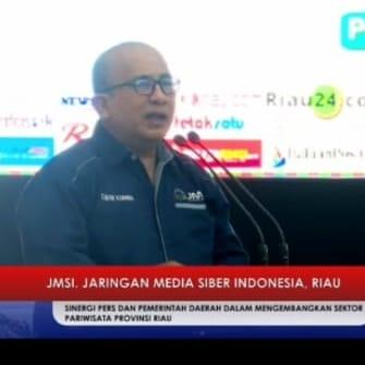 Mahmud Marhaba Lantik Pengurus JMSI Riau</a>