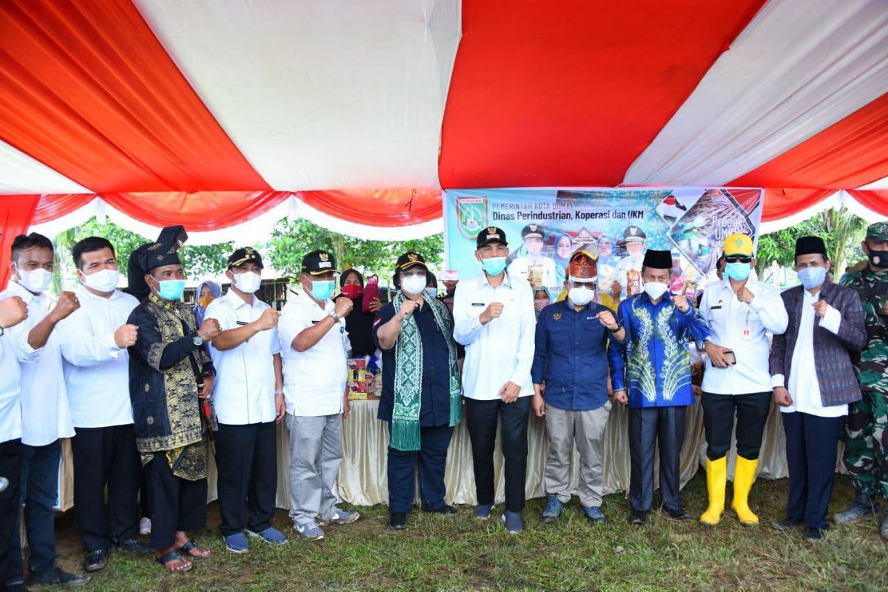 Bangkalis-Dumai Bersama Garap Pulau Ketam dan Pulau Payung di Rupat</a>