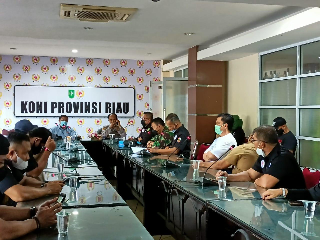 Binaragawan Riau di PON Papua, PP PBFI: Harus Anggota PBFI</a>