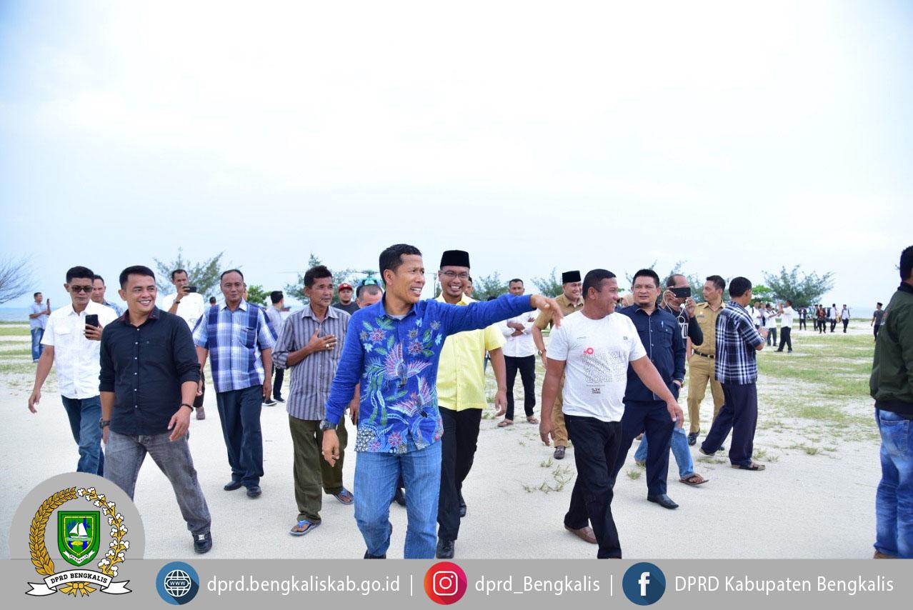 Waka DPRD Bengkalis Sambut Kehadiran Ketua DPRD Riau</a>
