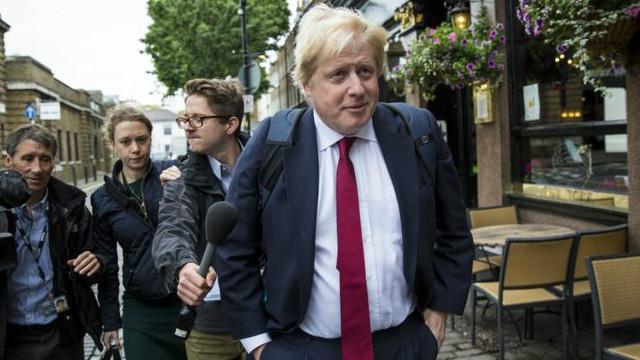 Menlu Prancis Nilai Menlu Inggris Boris Johnson adalah Penipu</a>