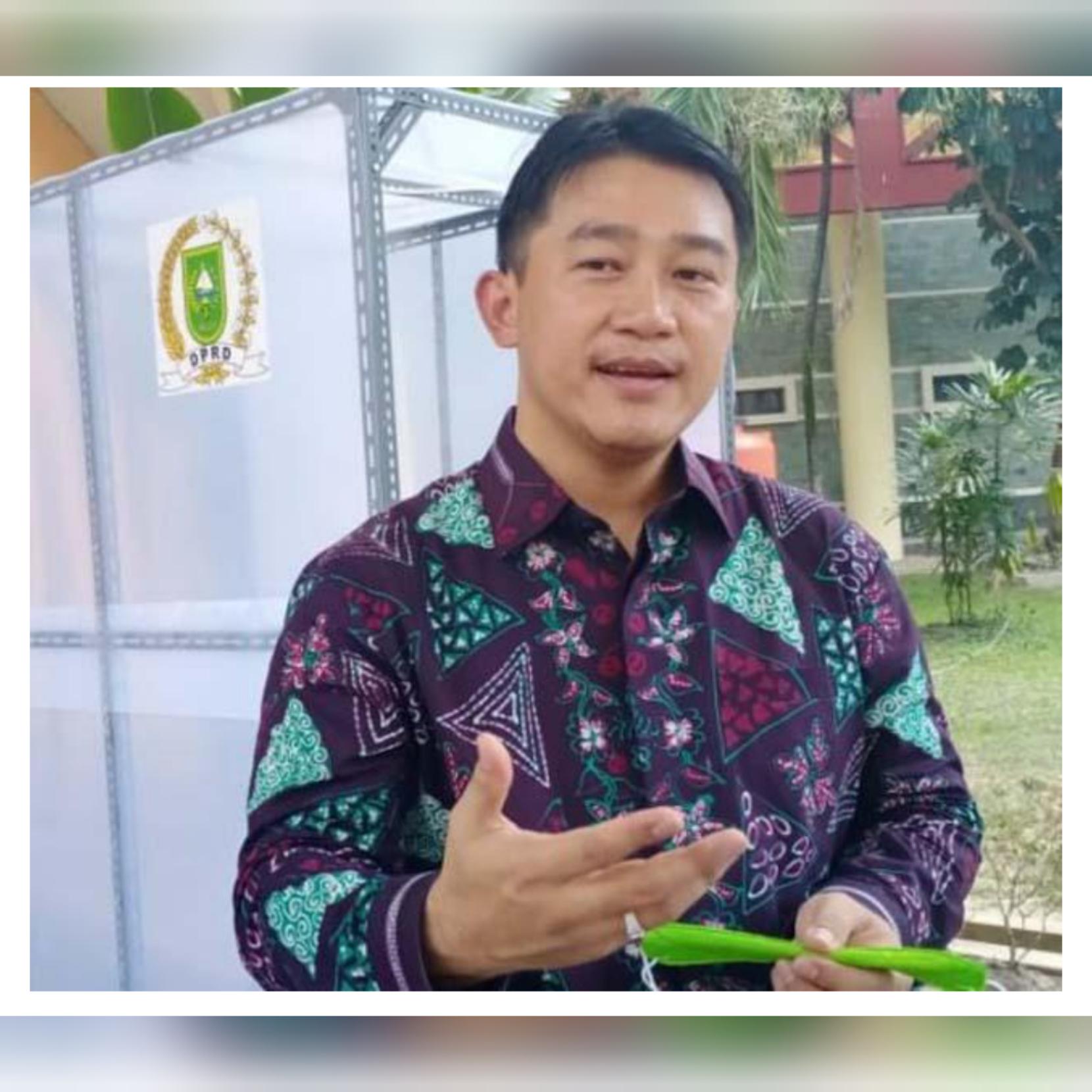 Hardianto Nakhodai DPRD Riau, Tiga Pimpinan Mundur Ikut Pilkada</a>