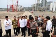 Kapolda Banten dan Pangdam III Siliwangi, Sambut Kunjungan Presiden di Cilegon</a>