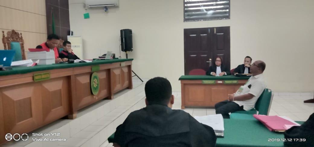Sidang Perdana Kasus Karhutla PT SSS Digelar di PN Pelalawan</a>