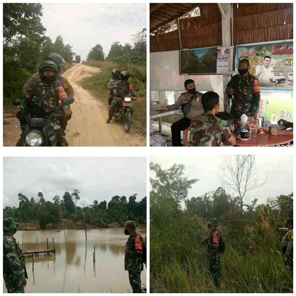 Babinsa Koramil 04/Lph Laksanakan Sosialisasi dan Patroli Karhutla di Kelurahan Mentangor</a>