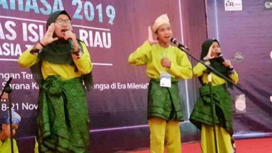 450 Peserta Semarakkan Bulan Bahasa FKIP UIR</a>